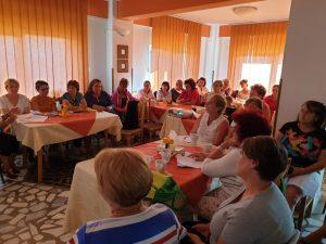 Asistentii medicali prezenti la manifestarile organizate la nivelul filialei Teleorman